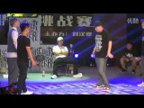 Hozin, Tutat, Jaygee vs 舞佳舞 | Popping 3 vs 3 | FOREVER DANCER | Danceproject.info