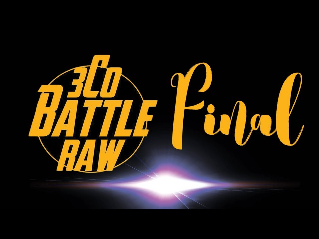 PRINCE (France) vs SAMSAM (Suisse) Finale POPPING Lille Battle Raw 2016