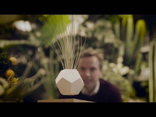 LYFE - летающий горшок для растений