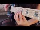 Slap Bass Blues Jam Anna Sentina