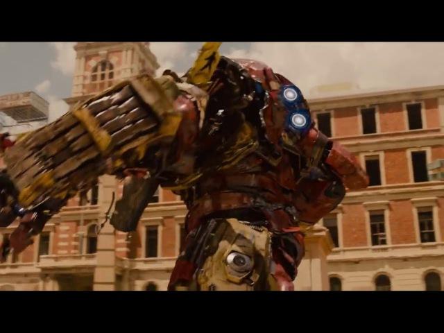 ХАЛК против Железного человека({Халкбастер)/ HULK vs Iron-Mаn(Hulkbuster)