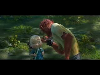 Король обезьян 3D - Русский трейлер   мультфильма  2016