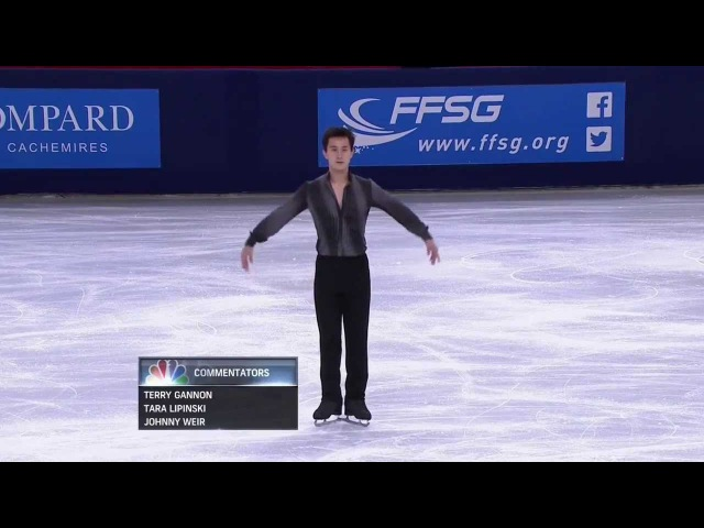 Patrick Chan 2013 TEB SP 'Elegie in E Flat Minor'