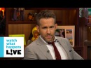 Ryan Reynolds Rates 'The Green Lantern' And His Taint - Plead The Fifth - WWHL