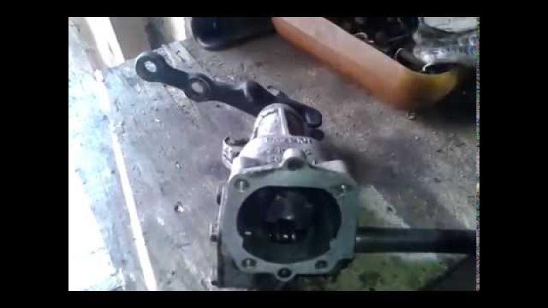 Ремонт сломанного рулевого редуктора ВАЗ 2107