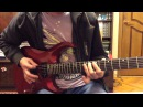 Three Days Grace - Animal I Have Become (electric guitar cover)