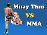 Best Fights ! - Muay Thai ( Buakaw ) vs MMA ( Imada )
