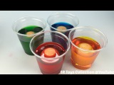 Decorating Easter Eggs with Food Colouring Fun Easy DIY Colour Easter Eggs for Kids