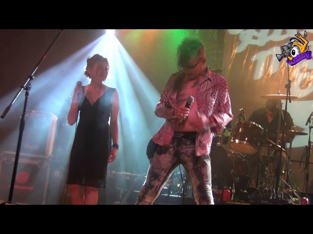 ▲Hillbilly Moon Explosion Sparky - My love for evermore - Pineda 2013 - Psychobilly Meeting