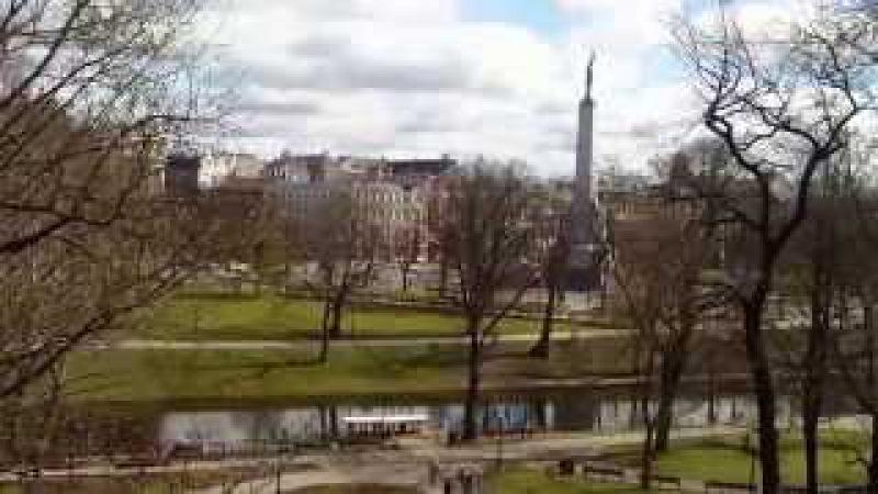 Riga - Lettland - April 2015