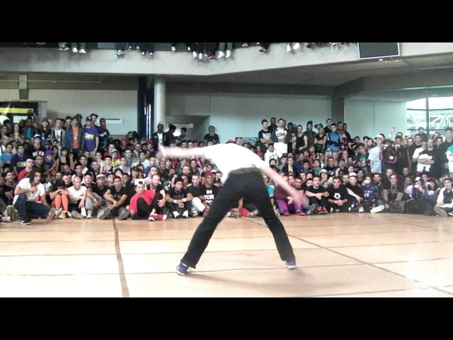 IBE - The Longest BBoy Move - Airflares Contest