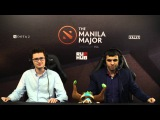 Ad Finem vs Empire,Manila Major Qualifiers FINAL, game 3