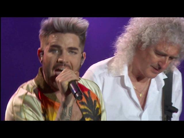 Queen Adam Lambert - Don't Stop Me Now - Live At Rock In Rio Lisbon 2016