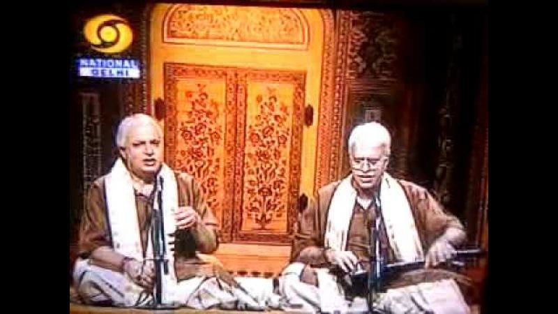 Rajan Sajan Mishra - Sadho Aisa Hi Guru Bhaave