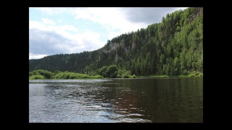 Путешествие на Урал Верх Яйва 2015 Сплав по реке Яйва