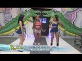 Jacaré - Daniella , Mari e Tamara Dançando | Brazilian Girls vk.com/braziliangirls