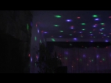 Цветомузыкальный Диско-шар для вечеринок