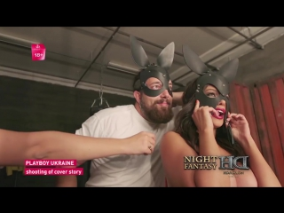 PLAYBOY BACKSTAGE playmate of the earth 2015 - LIFESTYLE - HDFASHION