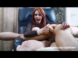 Pegged by shanda fay - the best milf massage ever