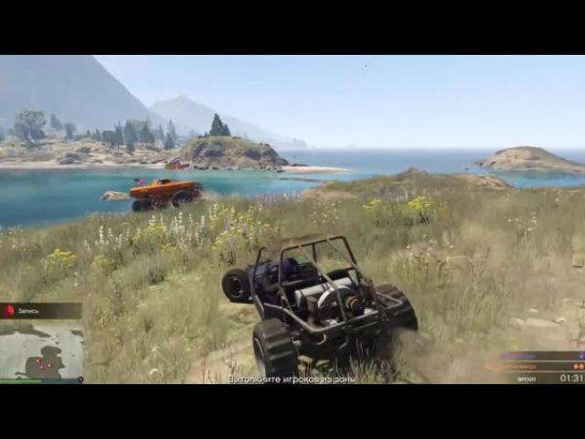 Warpatch играет в Grand Theft Auto 5