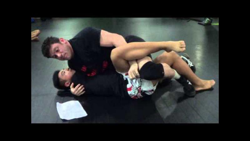 Josh Barnett vs Ryron Gracie Wolfman Breakdown Long Detail Metamoris 6 Catch Wrestling vs Jiu-jitsu!