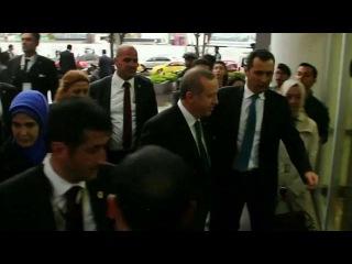 Новое развитие получил скандал вокруг действий охраны турецкого президента в Эквадоре - Первый канал