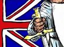История флага Англия