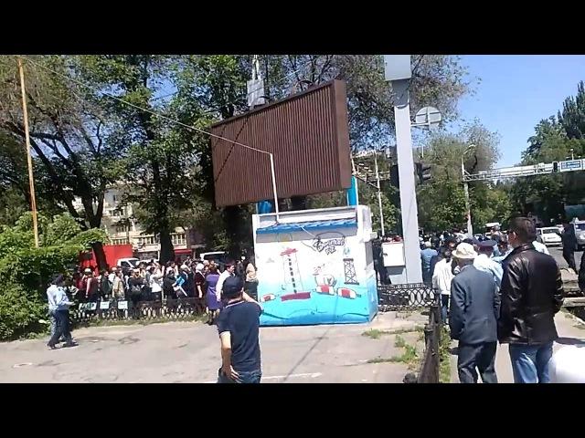 Митинг в Алматы Митинг21 шалкет