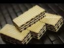 Вафельный торт Микадо с шоколадной начинкой Mikado Wafer Recipe