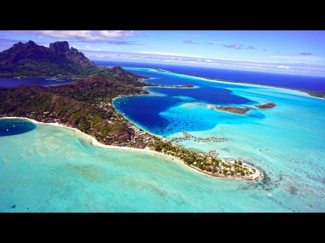 BORA BORA , FRENCH POLYNESIA - PARADISE ON EARTH HD