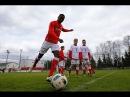 Уроки футбола легионеров «Спартака»