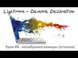 Lightroom с самого начала - #08 Калибровка камеры (Camera Calibration)