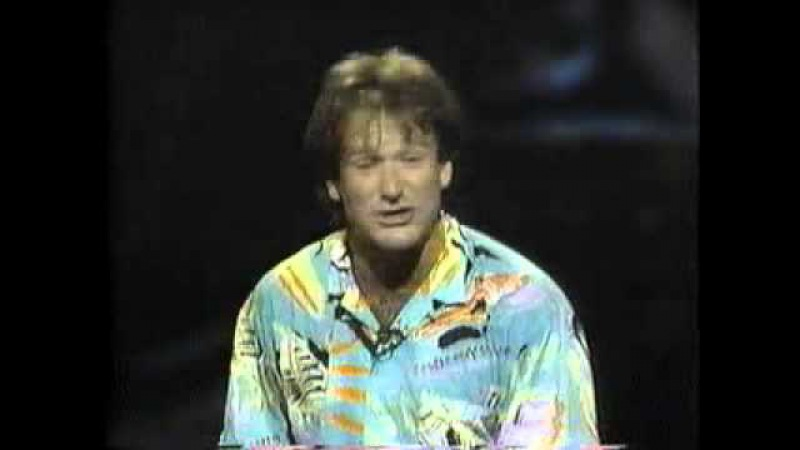 Robin Williams - Live at the Met 1986