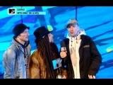 Green Grey Best Ukrainian Act MTV EMA 2009