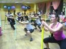 Body Bar Workout Lose Fat Weighted Body Bar Силовая тренировка с боди баром
