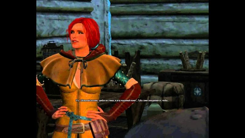 Прохождение The Witcher 3 Wild Hunt [Ведьмак 3 дикая охота - Сокровища Графа Ройвена] Часть 120