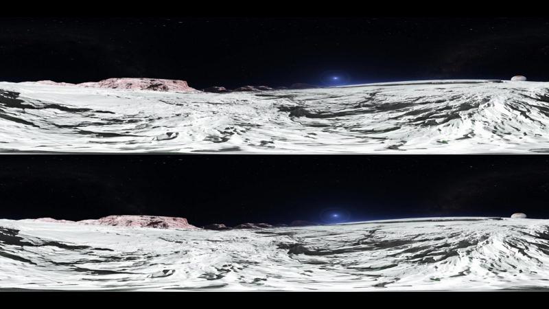 Seeking Pluto's Frigid Heart _ 360 VR Video _ The New York Times
