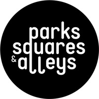 Логотип Parks, Squares and Alleys