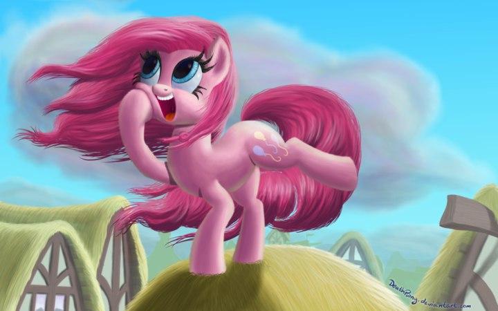 Запули Литл Пони Дружба Это Чудо (Little Pony)