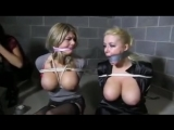 Carissa Kidnapped, Wrap  Gagged and Exposed