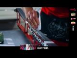 Swix XC Sport Klister 3 4 - нанесение клистеров