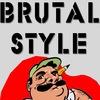 Вrutal style