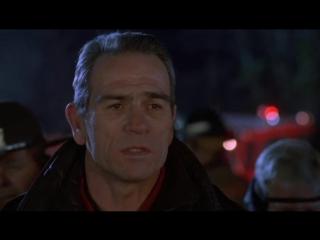 """""""БЕГЛЕЦ"""". """"THE FUGITIVE"""". (1993). (Гаврилов). VHS"""