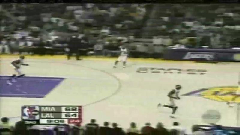 25/12/2004 - Heat vs Lakers - Full Game