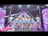 OH MY GIRL - One Step Two Steps M COUNTDOWN 160505 EP.472