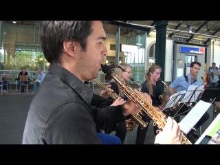GPTV: CityProms 2015 trapt af op Centraal Station Leeuwarden