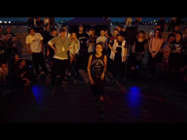 Hip Hop Dance Mournival Battle vol.2 Judge Showcase Uranty