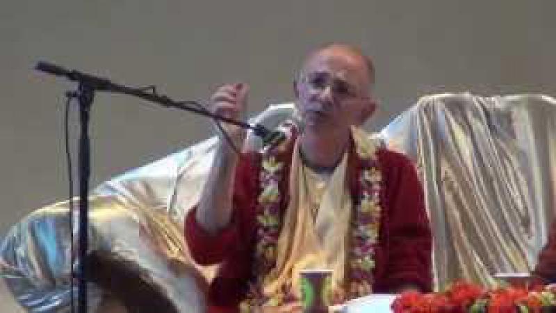 Самый главный и могущественный метод самоосознания (Е.С. Бхакти Вигьяна Госвами) - 19.04.2015