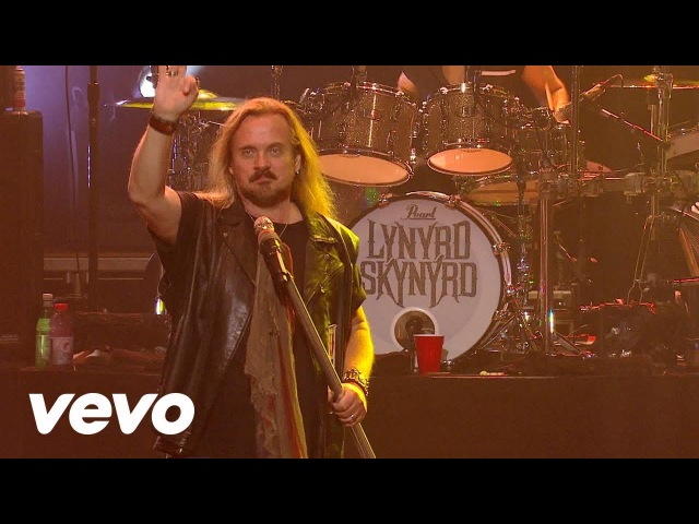 Lynyrd Skynyrd Gimme Three Steps Live At The Florida Theatre 2015