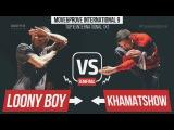 Khamatshow vs. Loony Boy | SEMIFINAL | Top16 International 1x1 @ Move&Prove 9 / 2016